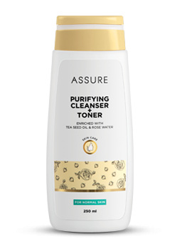 Assure Purifying Cleanser + Toner