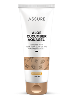 Assure Aloe Cucumber Aquagel