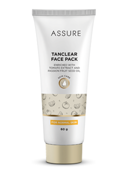 Assure Tanclear Face Pack