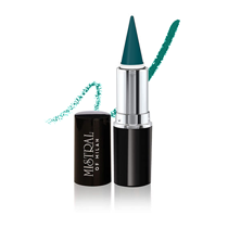MOM*Deep define Kajal (Peacock green ) 006
