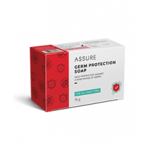 Assure Germ protection soap