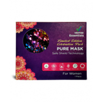 Vestige Celebration Mask for Women (M)