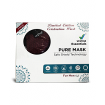 Vestige Celebration Mask for Men (XL) Set of 2